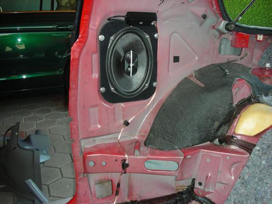 Lautsprecher hinten rechts