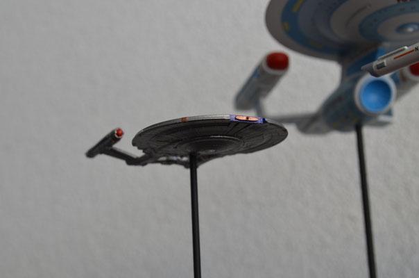 NX-01 ca.9 cm klein NX Class