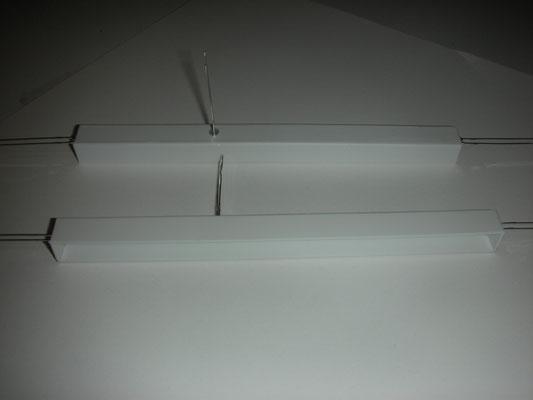 innere Lichtbox für die Warp-Beleuchtung