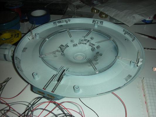 LEDs für die Innenbeleuchtung