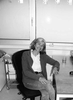 Mag. Laurence Hardy, Klinische Psychologin, Gesundheitspsychologin, Raucherberatung