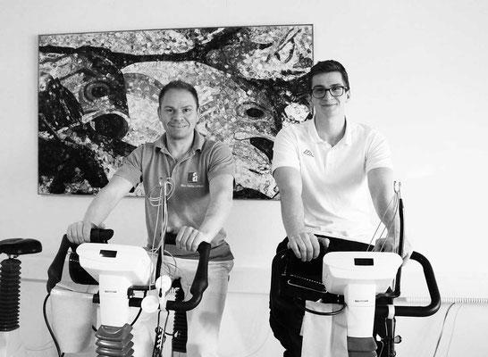 Msc. Heiko Urban  & Msc. Christoph Gressenbauer, Med. Trainings- & Aufbautraining, Rückenschule, Osteoporosetraining