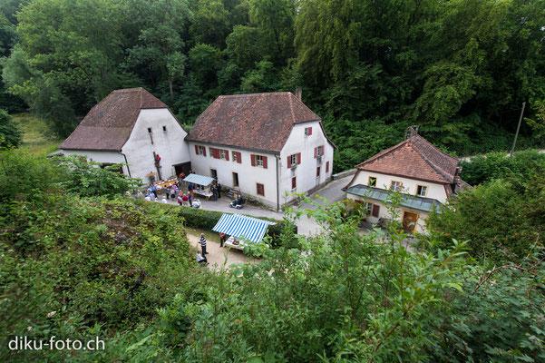 Gärtnerhaus und Mühle