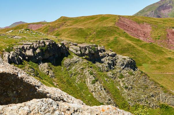couleurs de la montagne