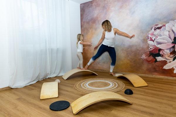 Balance-Parcours