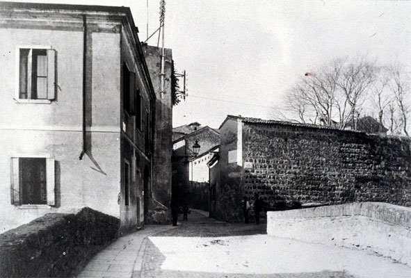 Eremitani C.so Garibaldi(ponte dea Stua)