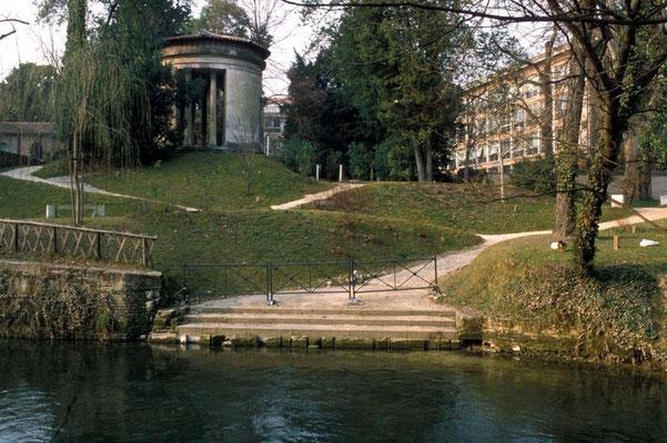 Giardini Treves Tempietto
