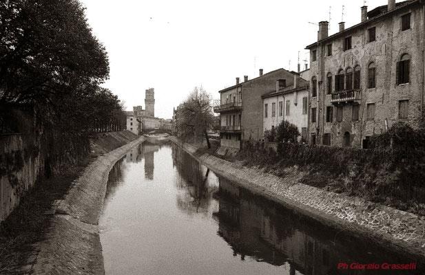 Tronco Maestro da Ponte S.Giovanni 1984