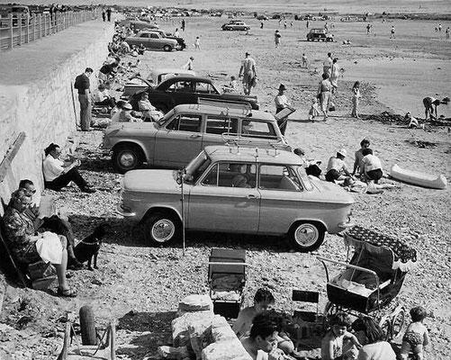 Tutti al Mare anni '60