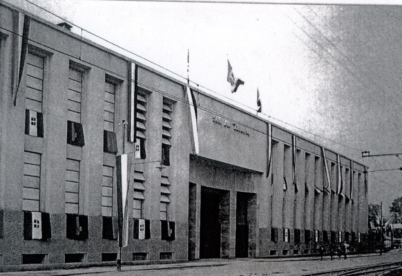 Zedapa anni '30