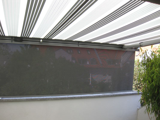 markilux 1600 mit Schattenplus