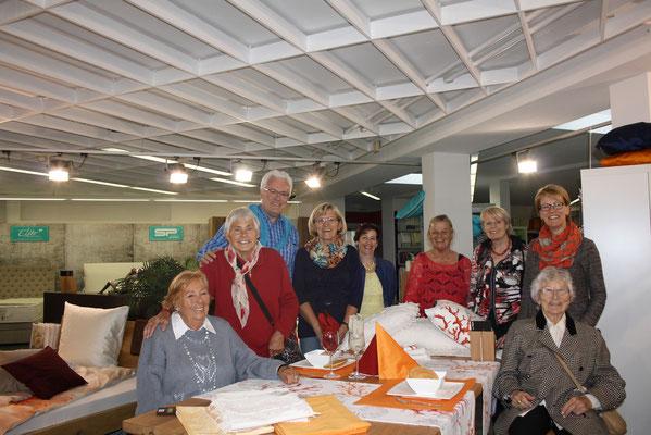 Besuch am 29.04.2014 - Frauen- und Mütterverein Mollis
