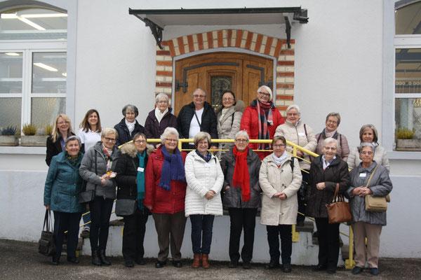 Besuch am 20.02.2018 - Seniorenrat Reichenburg