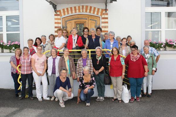 Besuch am 03.09.14 - Landfrauen Weinfelden