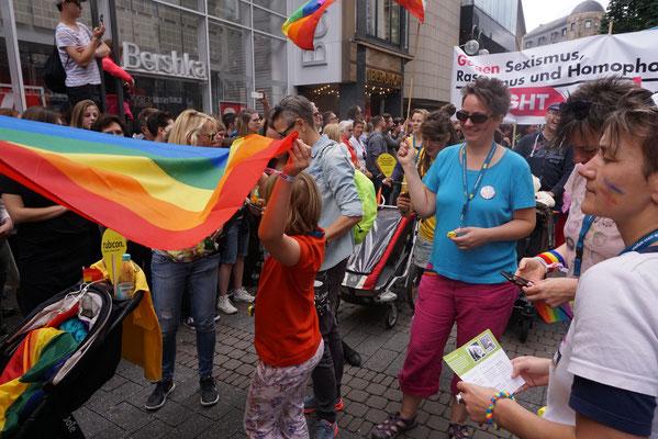 (c) Foto: Birgit Brockerhoff; regenbogenfamilien-koeln.de