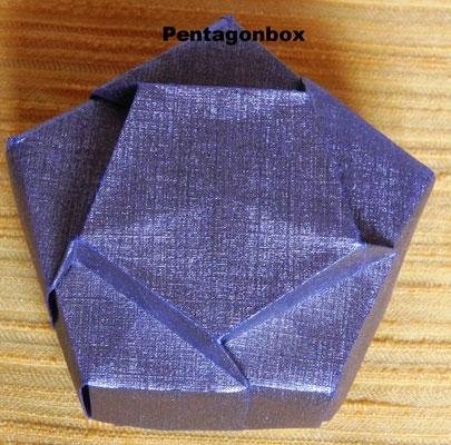 Pentagonbox für Kolja