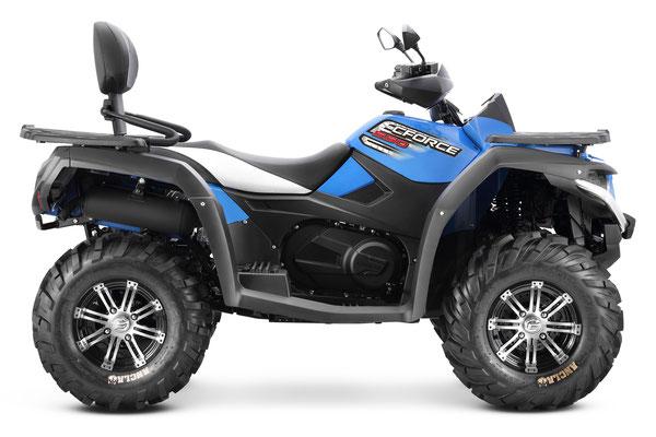 cforce 550 blau
