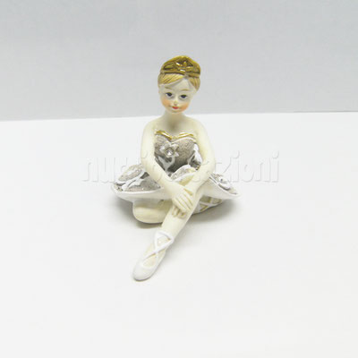 ballerina piccola seduta 7cm H.6 cm € 4,50