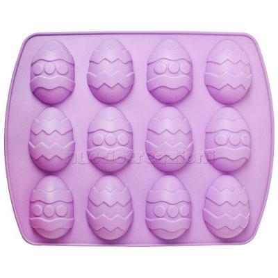 teglia in silicone stampo uova
