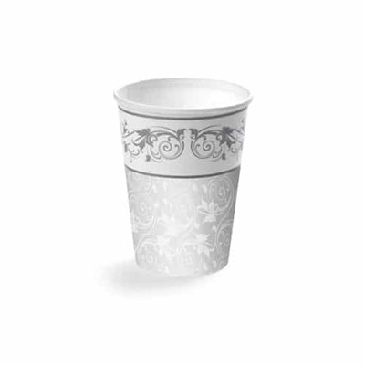 Bicchiere 200 cc  prestige argento 10 pz. € 2,50