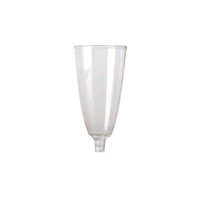 20 Flutes Crystal trasparenti ricambiabile confezione da 20 pz
