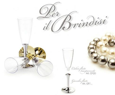 flutes per brindare