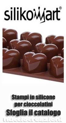 Silikomart Shop Stampi per cioccolatini