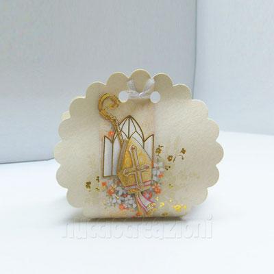 scatola nuvola cresima ideale per il fai da te € 0,60 senza confetti e bigliettino