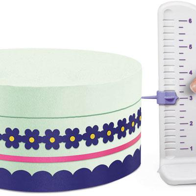 Marcabordi per torte
