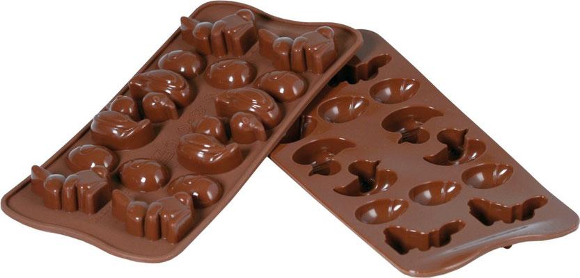 stampo cioccolatini pasquali