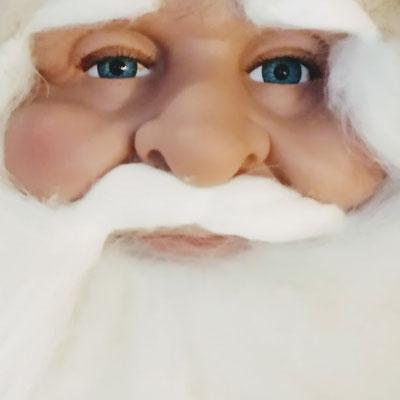 Babbo Natale viso
