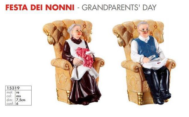 Sposi i nonni 2 pezzi