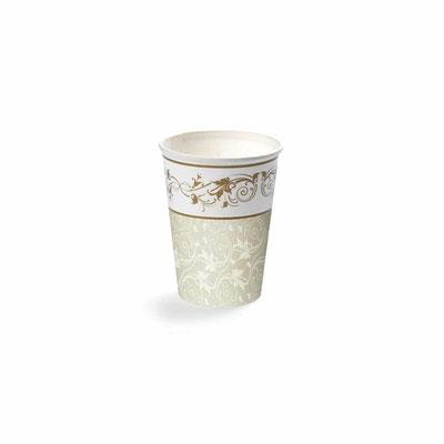 Bicchiere 200 cc 10 pz. prestige oro € 2,50