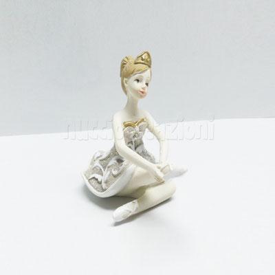 ballerina media  seduta 9cm H.8 cm € 7,00