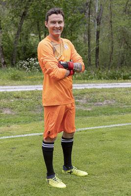 Joris Tomaschett, Goalie