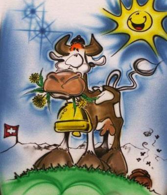 Alpenduft - Simmentaler Kuh