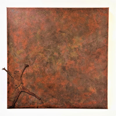 Don't rust! - 50 x 50 cm