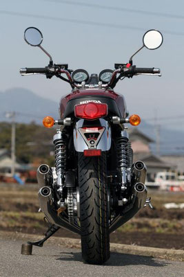 CB1100EX 용 r's gear 티탄 풀시스템: 243,000엔