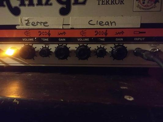 """""""Orange Amp"""""""
