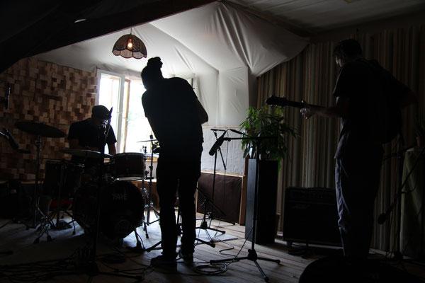 """Recording """"Der Raum"""""""