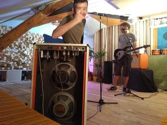 "Recording ""Plan B"""