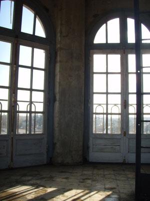 Gloriette Château d'Eau Le Corbusier