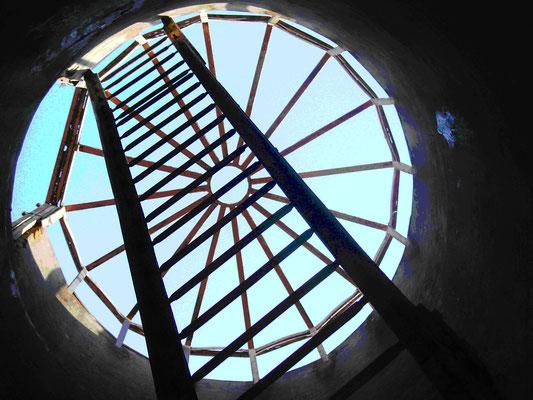 Ouverture toit Château d'Eau Le Corbusier