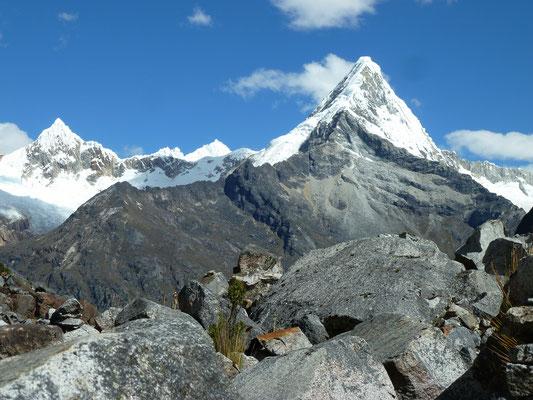 Der Artesonraju - der Paramount-Picture-Berg