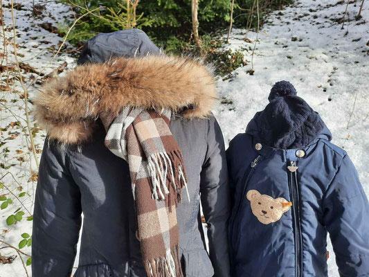 hochwertige Schneeanzüge für Kinder