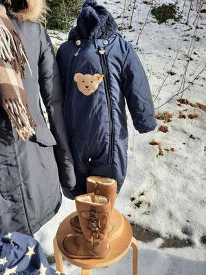 Schneeanzug für Kinder von Steiff