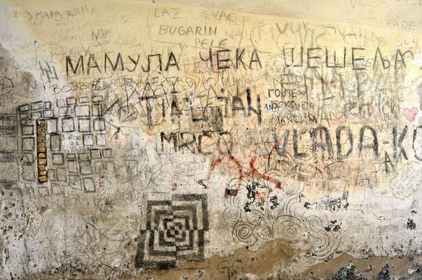 Montenegro, Herceg Novi, Forte Mamula - fotografia di Vittorio Ferorelli