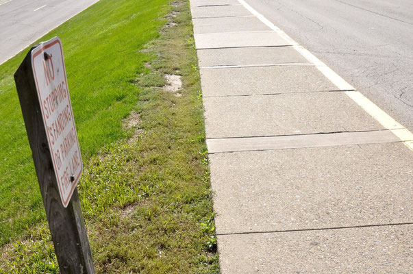 """On Parking"" - Monroeville, Pennsylvania - fotografia di Vittorio Ferorelli"