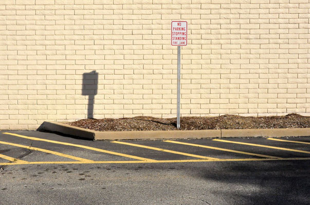 """On Parking"" - Monroeville, Pennsylvania - fotografia di Vittorio Ferorelli"