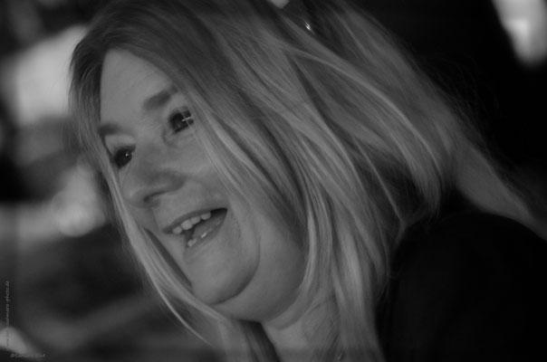 Lady-Sahmara-Photo - Kerstin Ellinghoven/Samara Blue Fotografin Krefeld - Porträt - schwarz - weiß